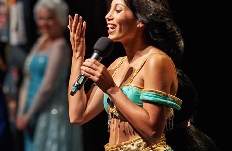 Aurora Children's Playhouse presents:  Sing, Dream, Lead Like a Princess