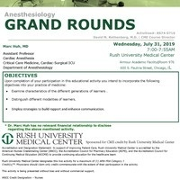 Grand Rounds :  Enhancing Commmunication and Teaching Across Generations