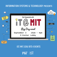 Get Connected with IT @ MIT