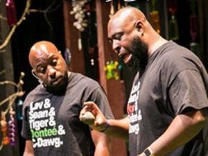 Blacktop Playground: Improv Comedy for Kids