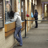 Student Services Open - Saturday