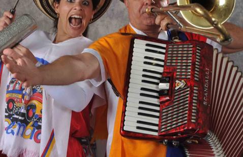 Aurora Children's Playhouse presents: A Musical Tour Through Latin America