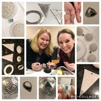Sherry Siewert: Introduction to Metal Clay
