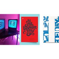 Letter Forms (Art - Design) Exhibition Reception