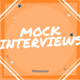 One-on-One Mock interview