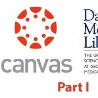 Canvas, Part I: Creating and Managing a Course (for GUMC)