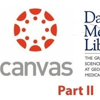 Canvas, Part II: Assignments, Quizzes, Exams, and Grades (for GUMC)