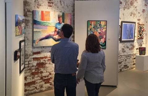 Tannery Row Artist Colony Fall Juried Art Exhibit