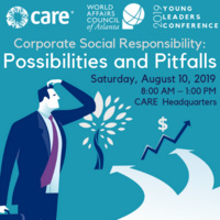 Corporate Social Responsibility Conference @ CARE HQ