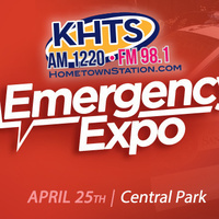 KHTS Emergency Expo - April 25, 2020