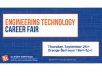 Engineering Technology Career Fair