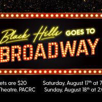 Black Hills Goes to Broadway