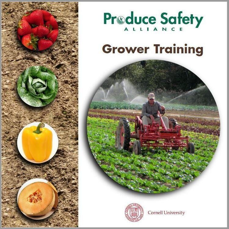 Dillon Produce Safety Rule Grower Training