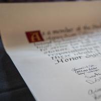 Honor Pledge