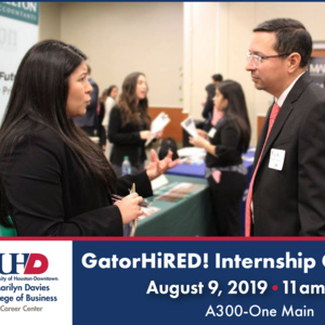 GatorHiRED! Internship Career Fair