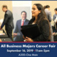 All Business Majors Career Fair