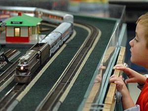 57th Atlanta Model Train Show and Sale