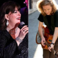"""Susan Werner and Ann Hampton Callaway in """"Alone and Together"""""""