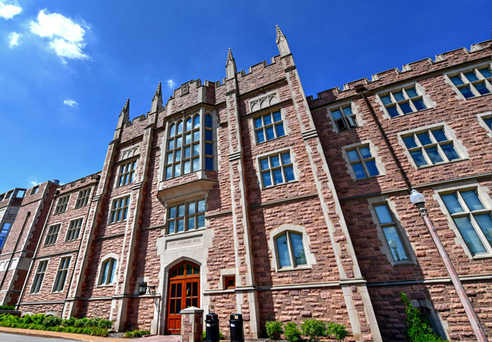 Goldfarb Hall