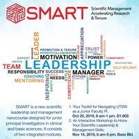 SMART Module 2. An Interactive Workshop to Hone Your Scientific Leadership and Management Skills