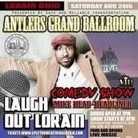 Laugh Out Lorain Comedy Show