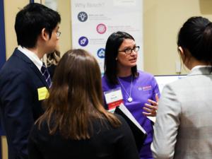 Fall Career + Internship Fair - Liberal Arts, Sciences, and Business Majors