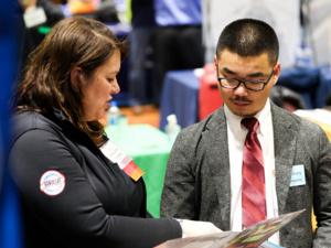 Fall Career + Internship Fair - Engineering Majors