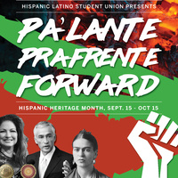 Hispanic Heritage Month Pa'Lante
