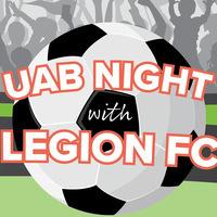 UAB Night with Legion FC