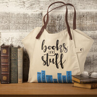 Crafty Hour:  Make a book tote decal