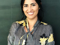 Carmen Gutierrez, Assistant Professor, University of North Carolina at Chapel Hill