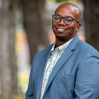 """How I Got Here"" Speaker Series with Marcus Langford, Associate Dean of Students"