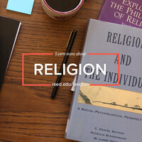 Religion Symposium:  Thesis Presentations