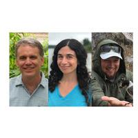 Conservation Seminar: John Schelhas, Michelle Baumflek, and Tommy Cabe