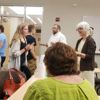 Anthropology Student Forum: Pizza, Books and Success