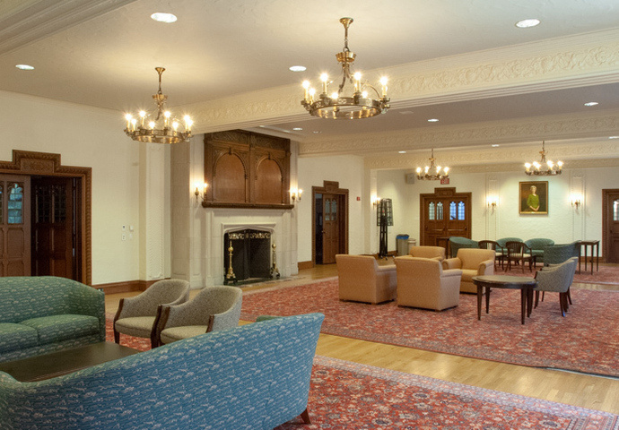 Women's Building Formal Lounge