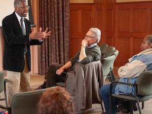 Visiting Hurst Professor Brian Evenson Craft Talk