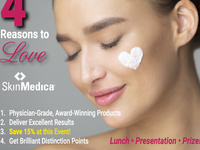 This Friday, SkinMedica Lunch and Learn at Contour Dermatolgoy