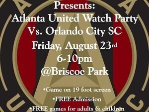 Atlanta United Watch Party