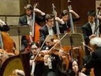 Eastman School Symphony Orchestra and Philharmonia