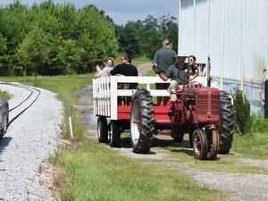 Second Thursday Preschool Program - Tractors