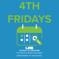 4th Friday: Pediatric Faculty Training Series
