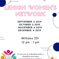 Lehigh Women's Network Meeting | Center for Gender Equity