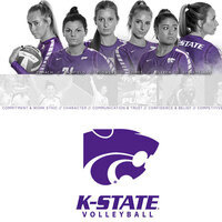 Volleyball:  K-State at West Virginia