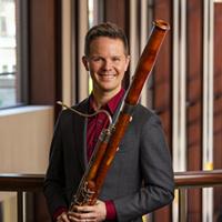 Faculty Artist Series: Miles Maner, bassoon