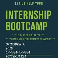 Internship Bootcamp Workshop