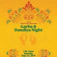 Garba and Dandiya Night