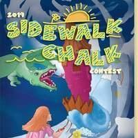 Sidewalk Chalk Contest