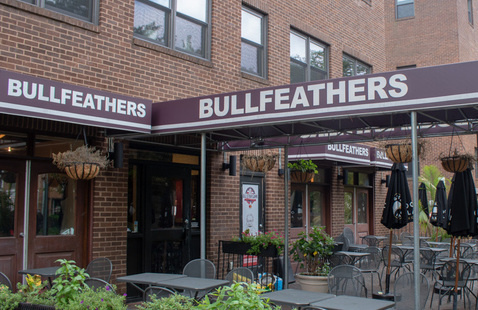 August TTT - Congressional Recess Edition at Bullfeathers