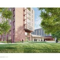 Hamilton and Walton Residence Hall Transformation Project Open House